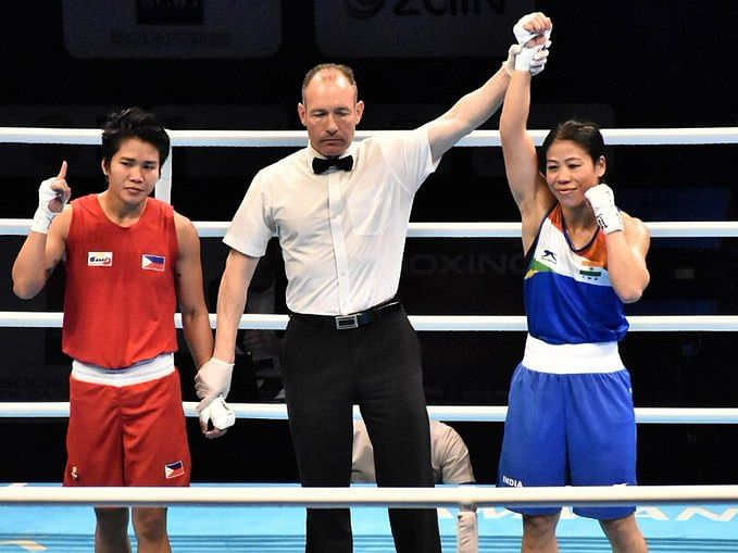 Ace boxer MC Mary Kom qualifies for Tokyo Olympics 2020