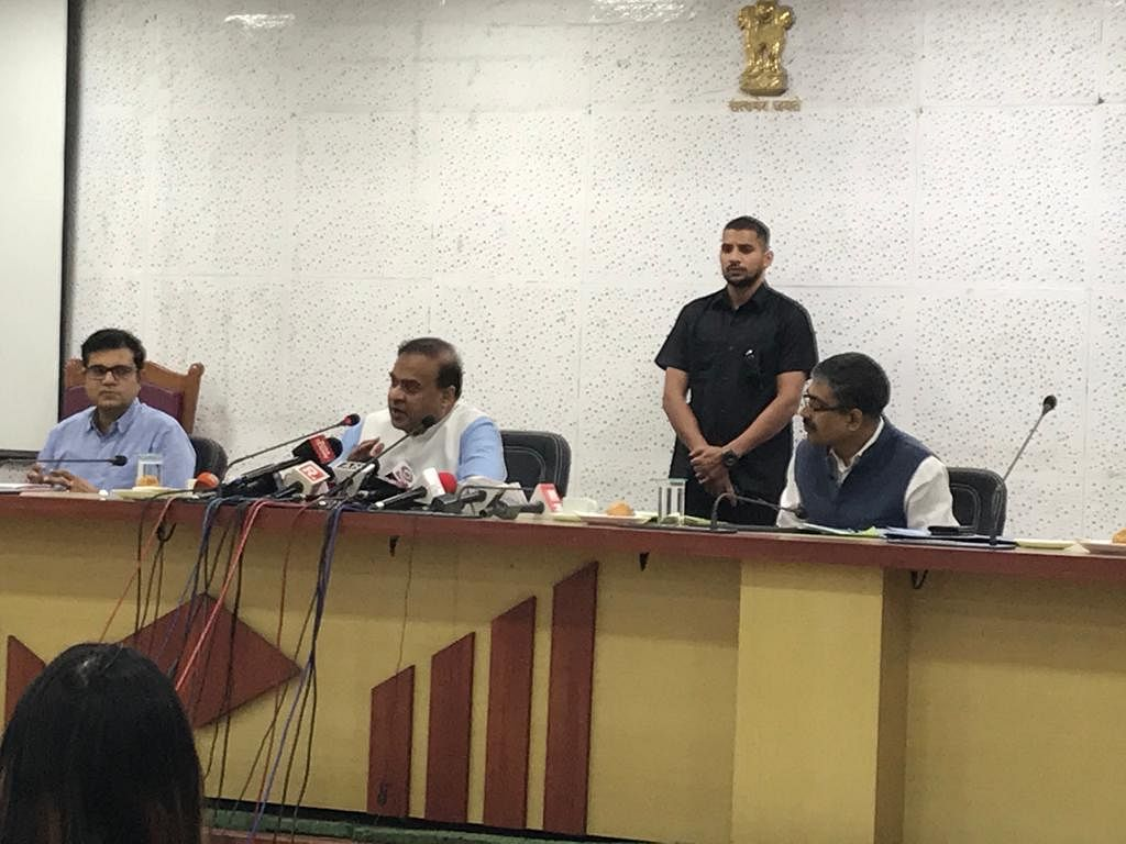 COVID-19: Critical for Assam till Apr 5, says  Himanta Biswa Sarma