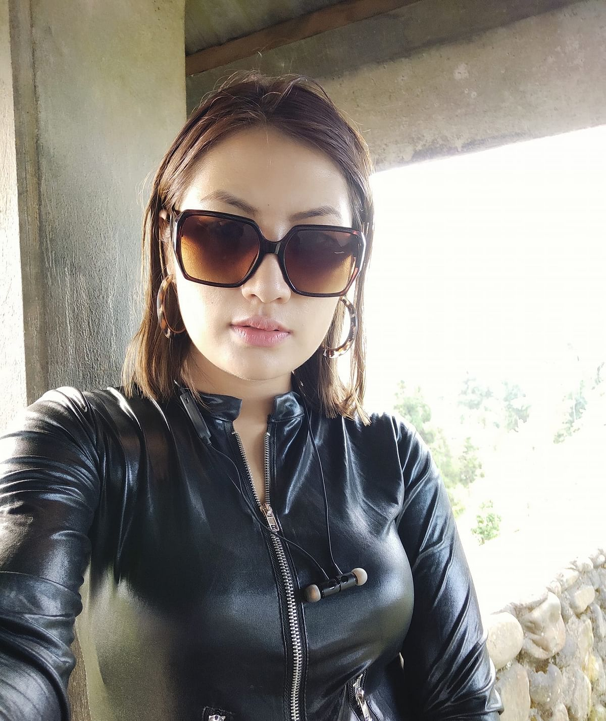 Onen Nenty revealed that she was also named as the brand ambassador of Nagaland Tourism on Saturday
