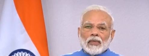 Prime Minister Narendra Modi addressed the nation on Tuesday night