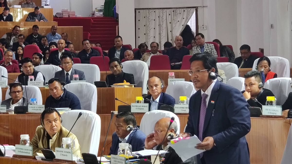 Meghalaya: Checkout posts of ministers after reshuffle