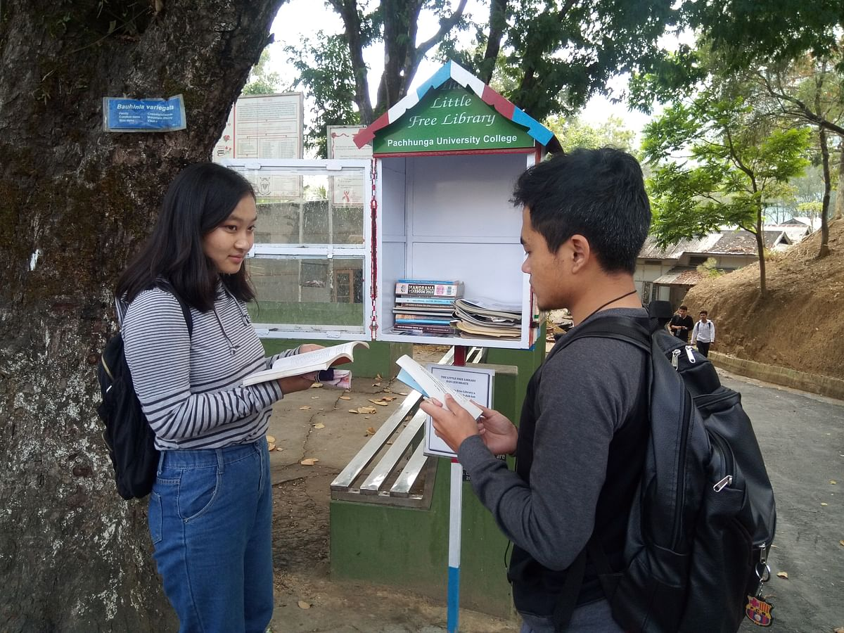 The little libraries of Mizoram: An epitome of Mizo moral values