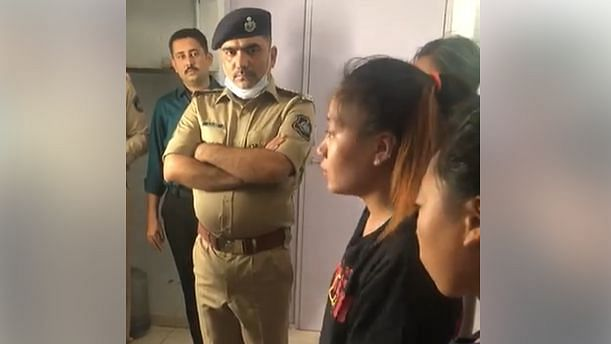 Gujarat cop comes to rescue of NE girls amid COVID-19 rumours