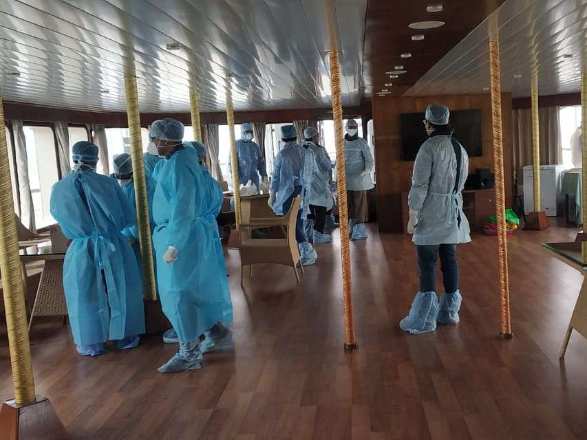 Coronavirus fear: Hotel, river cruise with over 50 people isolated