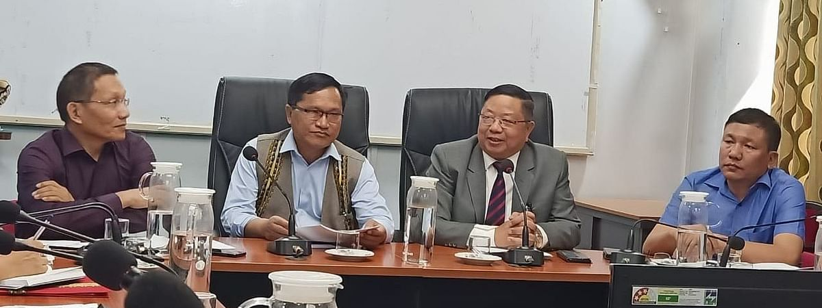Mizoram government also decided to launch awareness campaign for church goers during Sunday Bible classes commencing from March 22