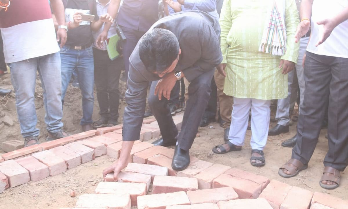 In a 1st, Tripura to construct 127 km of village roads in 72 hours