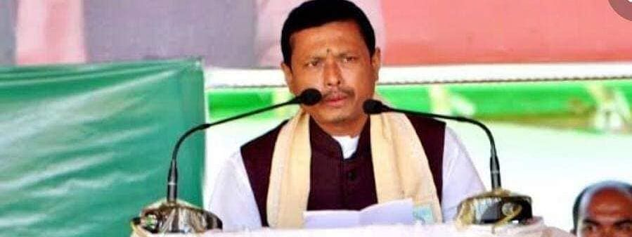 Manipur's titular king Iningthou Leishemba Sanajaoba's name was included in the list of nine candidates of BJP for the upcoming RS elections released by the central election committee (CEC) on Wednesday