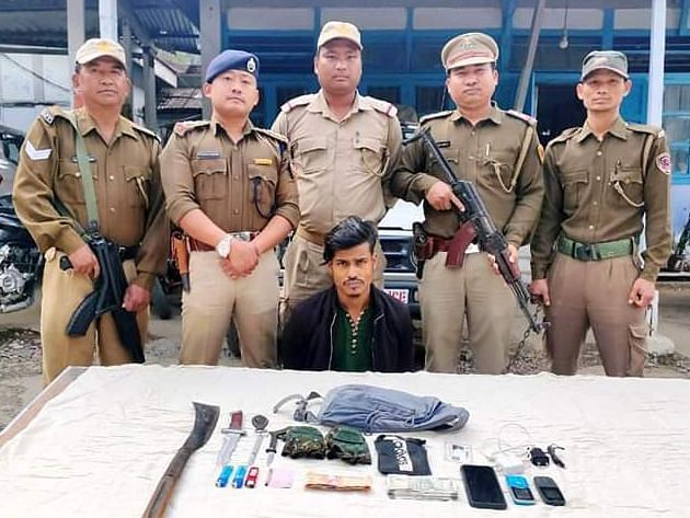 Arunachal: 1 arrested for making extortion calls in NSCN's name