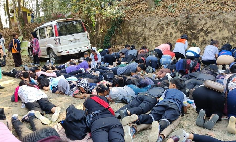 How Mizoram came together to pray for protection against COVID-19
