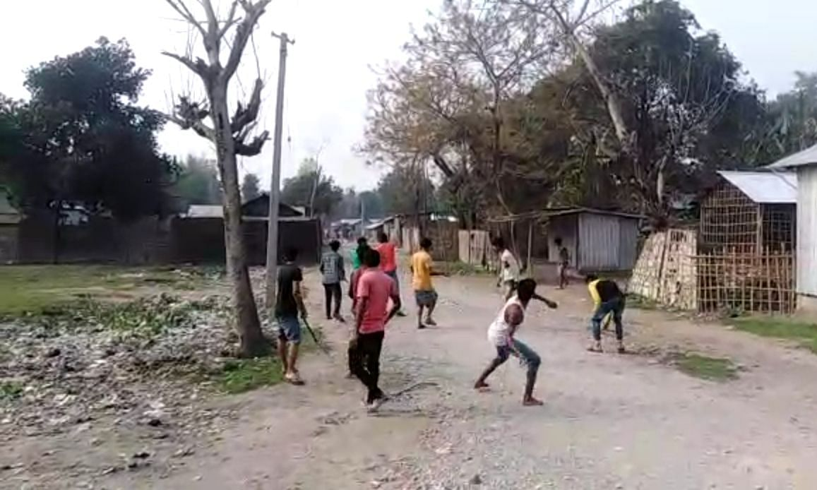 COVID-19: Assam Police Attacked in Bongaigaon, 4 arrested