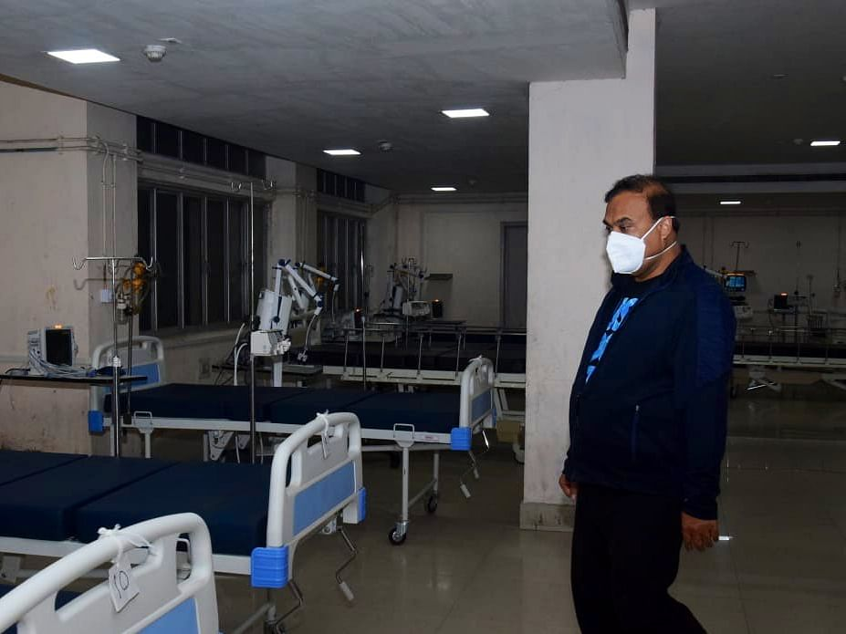 GMCH to primarily handle COVID-19 cases: Assam health minister