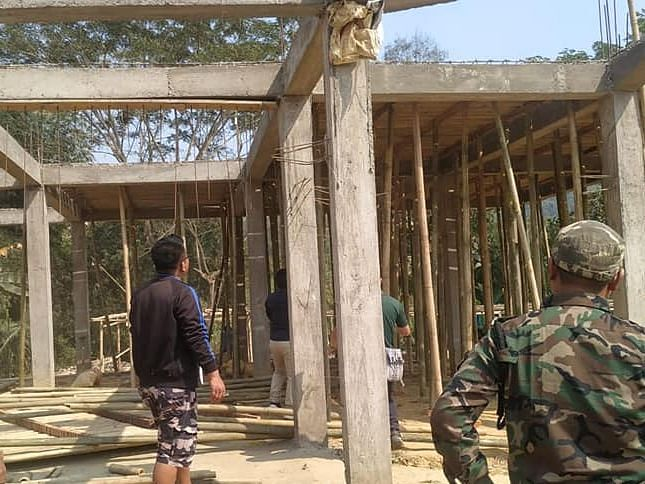 Mizos vow to build shed along disputed site bordering Assam