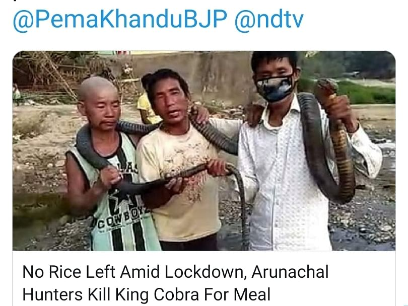 No rice shortage, says Arunachal govt over fake news amid lockdown