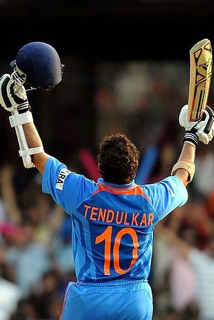 Andy Flower once said: 'There are two kinds of batsmen in the world. One, Sachin Tendulkar. Two, all the others'