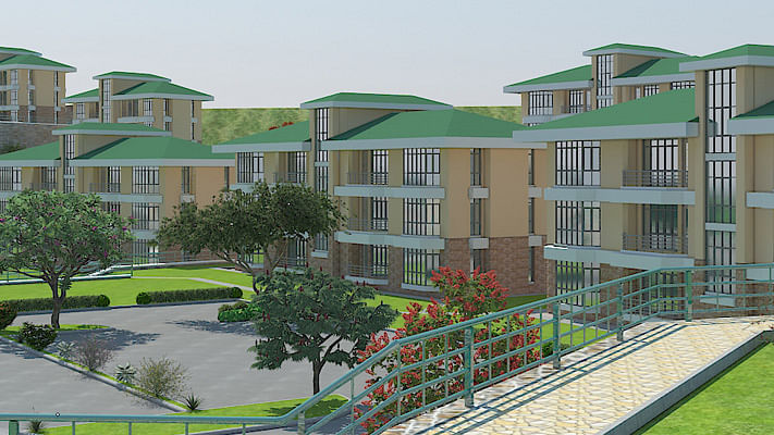 The new campus of IIM-Shillong at Umsawli has also been offered to the Meghalaya state government for the purpose