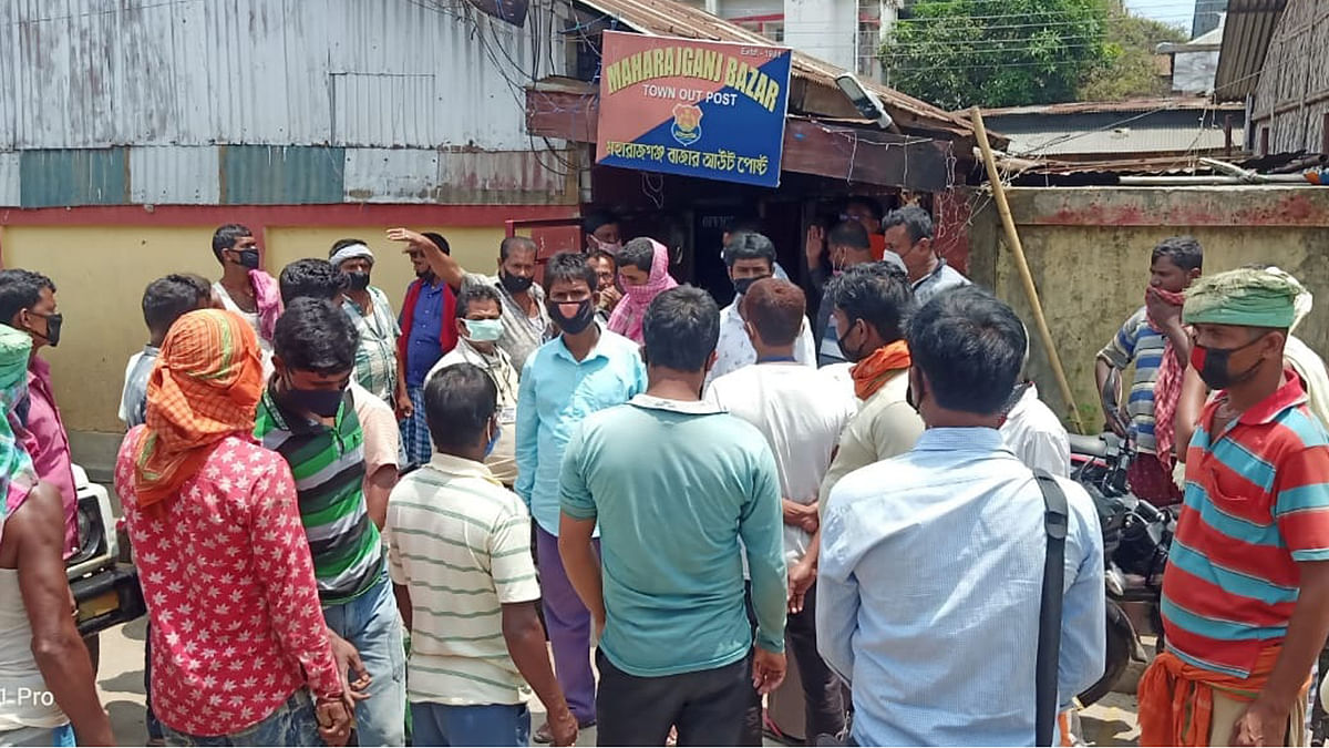 COVID-19: Probe ordered into police lathicharge on Tripura traders