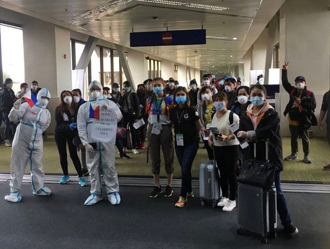 There are many repatriation flights operational for stranded tourists and travelers