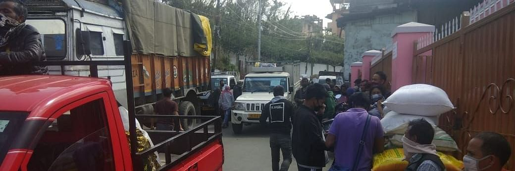 COVID-19: Meghalaya frames rules for truck drivers entering state