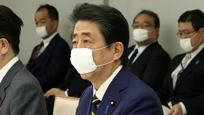 Japanese PM Shinzo Abe