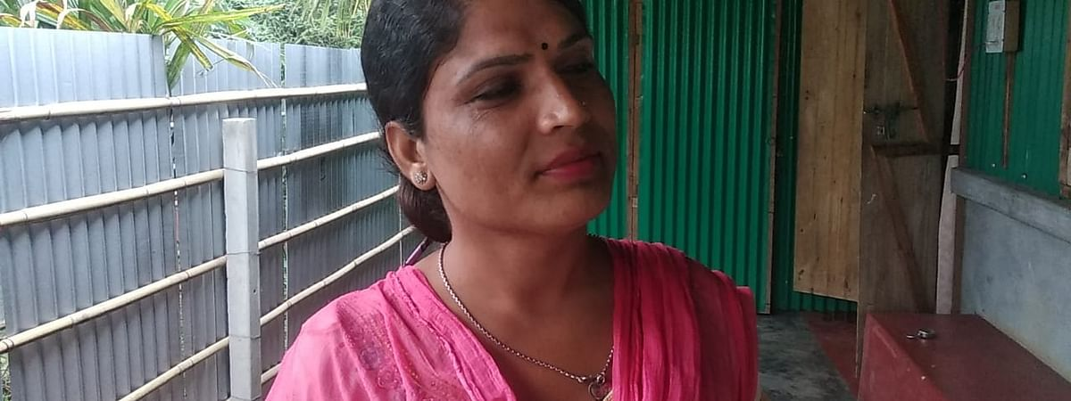 Riya Das, a member of the transgender community in Tripura, used to earn anything between Rs 500 and 800 on a daily basis prior to the national lockdown
