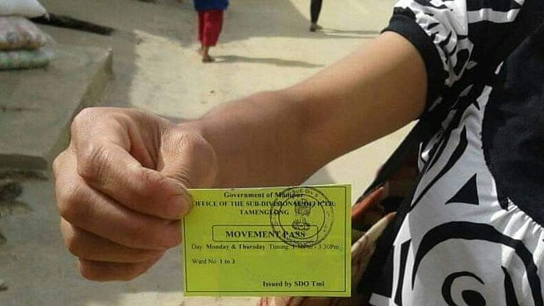 COVID19: How 'coupons' are helping in social distancing in Manipur