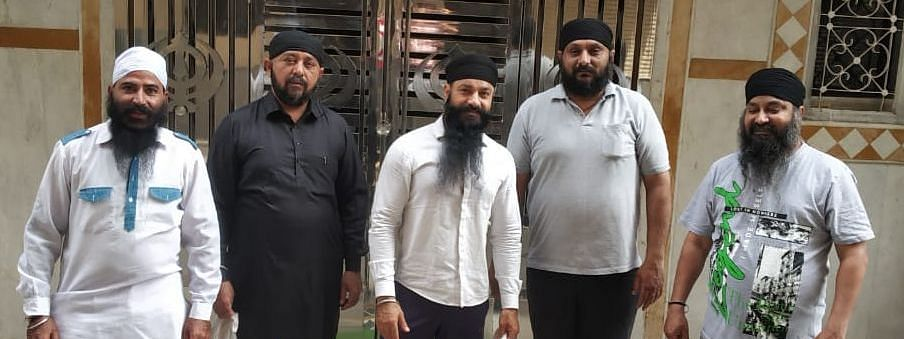 Youths of Sikh community step forward to provide food for students from the Northeast stuck in New Delhi due to lockdown