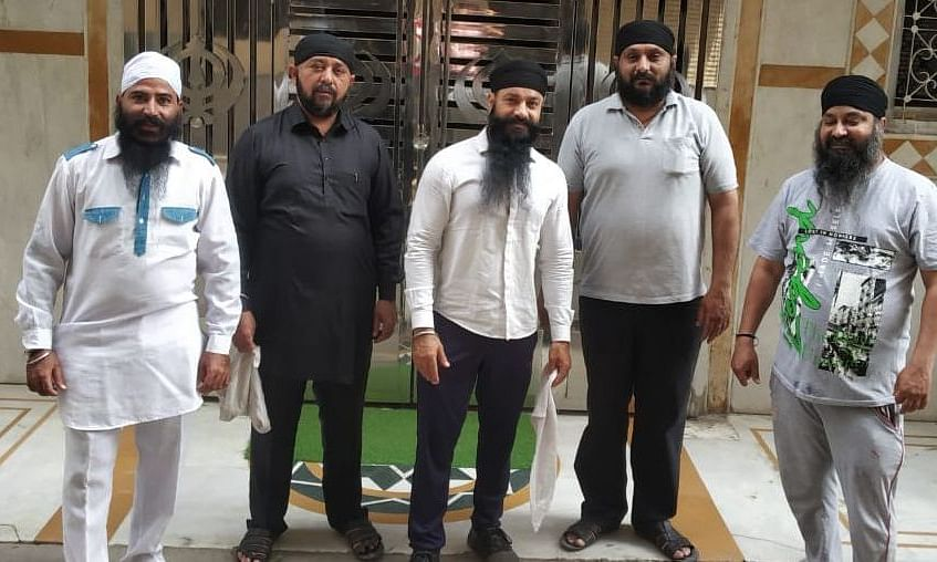 COVID19 lockdown: Delhi gurudwara starts food bank for NE students