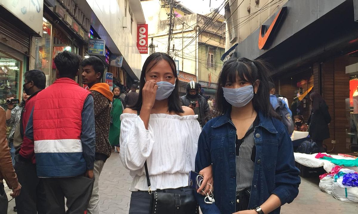 The outbreak of coronavirus was followed by racism against people with Mongoloid features, like in the case of Northeast people in India, who were linked to this dreaded virus solely based on their race