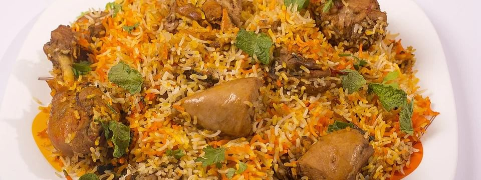 A 27-year-old COVID-19 patient's wife had brought homemade biryani for him to the ESI hospital in Coimbatore