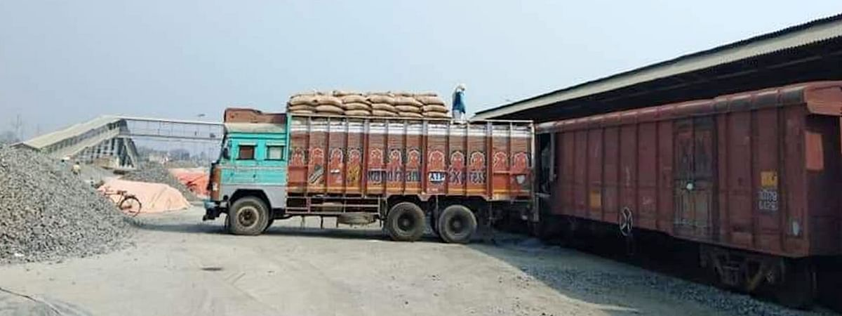 During the lockdown period so far, Indian Railways has transported over 1,342 wagons of sugar and 958 wagons of salt, among others