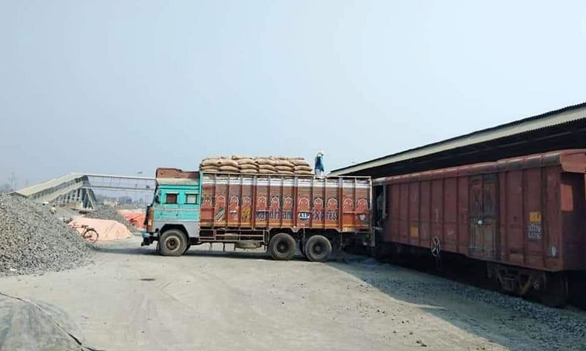 COVID-19 lockdown: NF Railway carries over 1,000 wagons of items