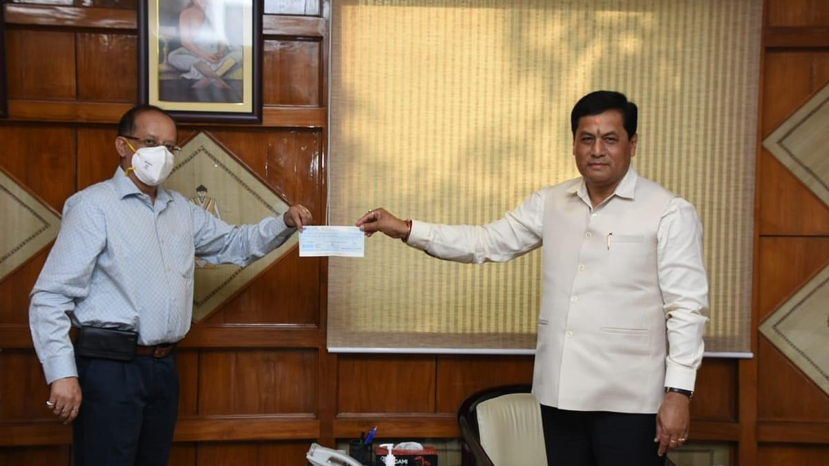 Assam: GMC donates 1-day salary of all staff to fight COVID-19
