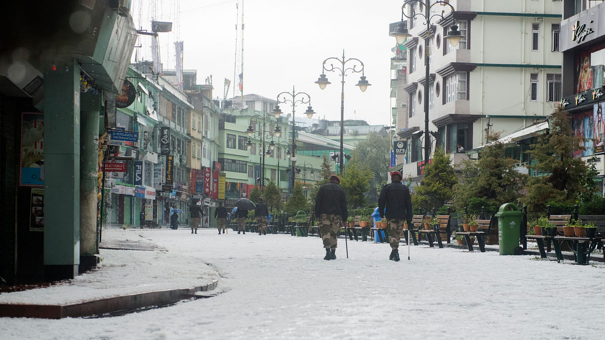 After 1st COVID-19 death, Sikkim extends lockdown till August 1