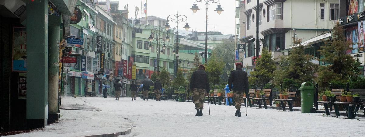 Night curfew has also been imposed in Sikkim from 7.30 pm to 6 am