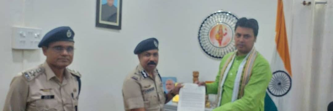 COVID-19: Tripura police contribute Rs 1.16 cr to CM's relief fund