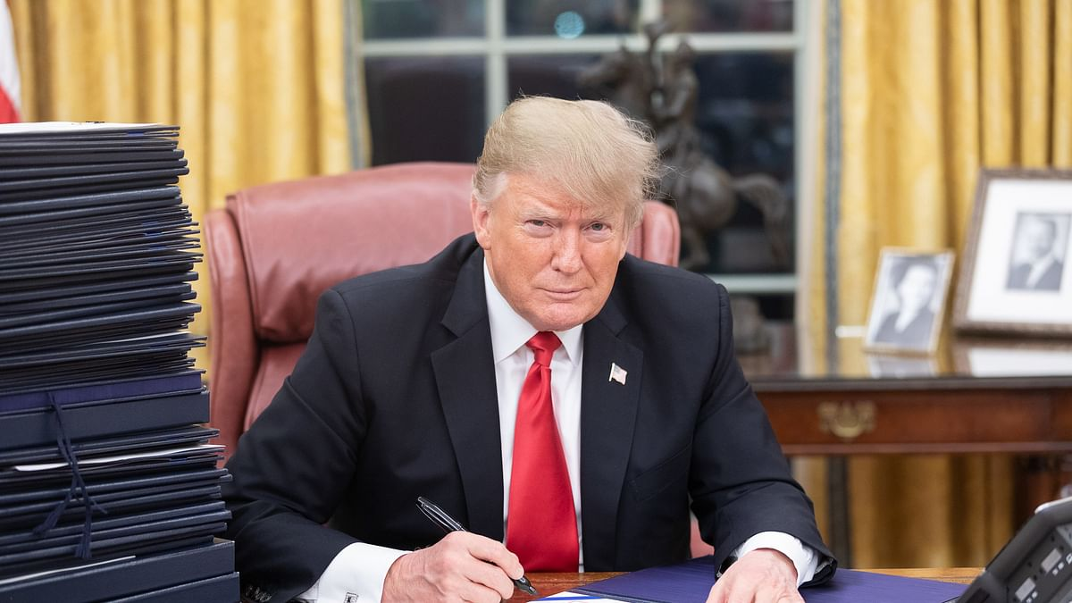 US President threatens to permanently stop funding WHO in 30 days