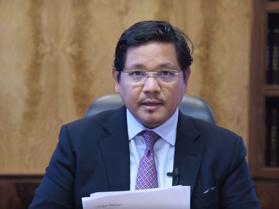 Rs 3,000 each given to 1,617 people stranded outside Meghalaya: CM