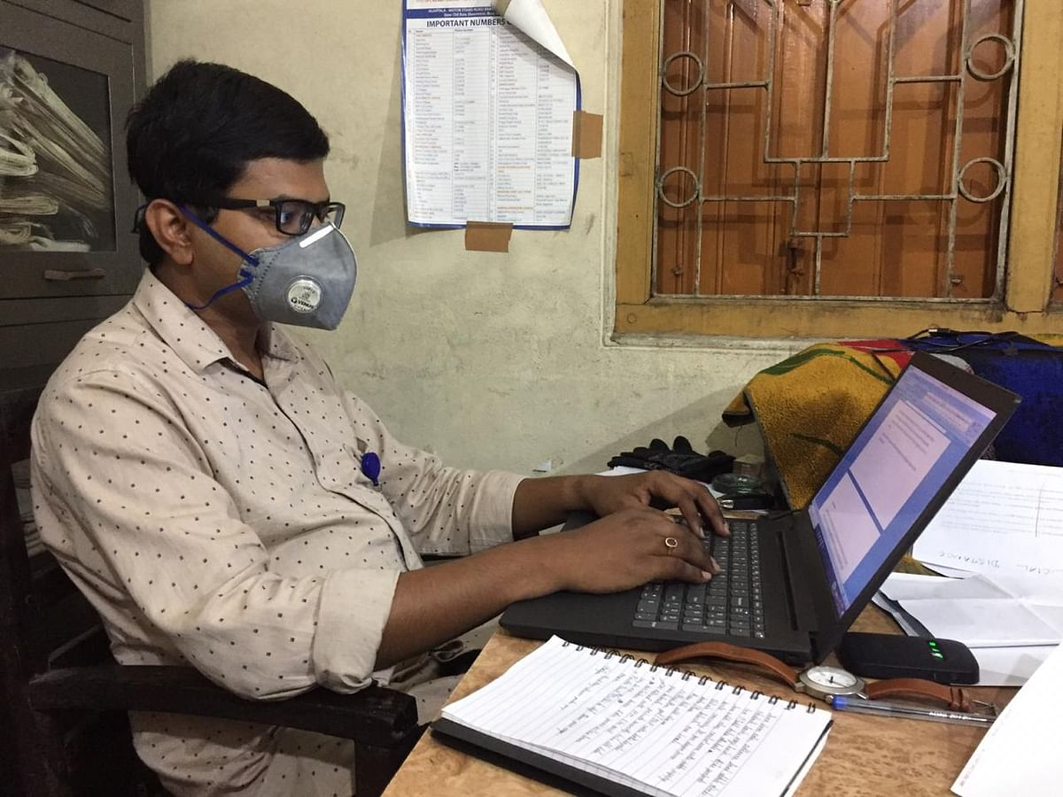 Tripura makes wearing face covers compulsory for govt employees