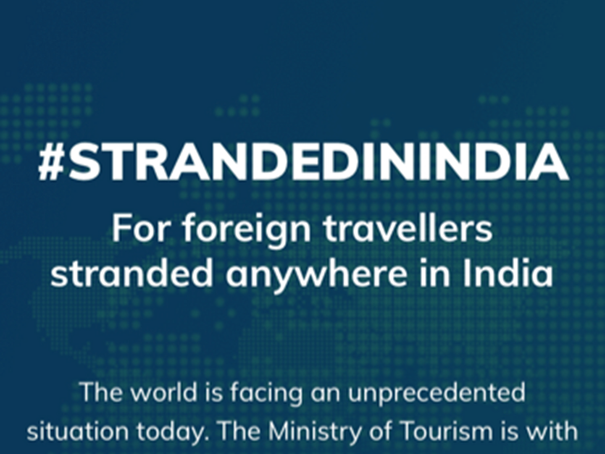 In 2 days, over 500 queries received on 'Stranded in India' portal
