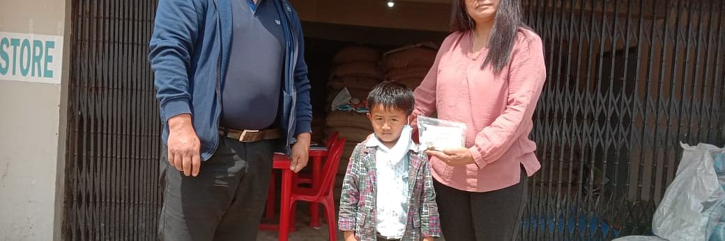 5-year-old Naga boy donates piggy bank savings for COVID-19 relief