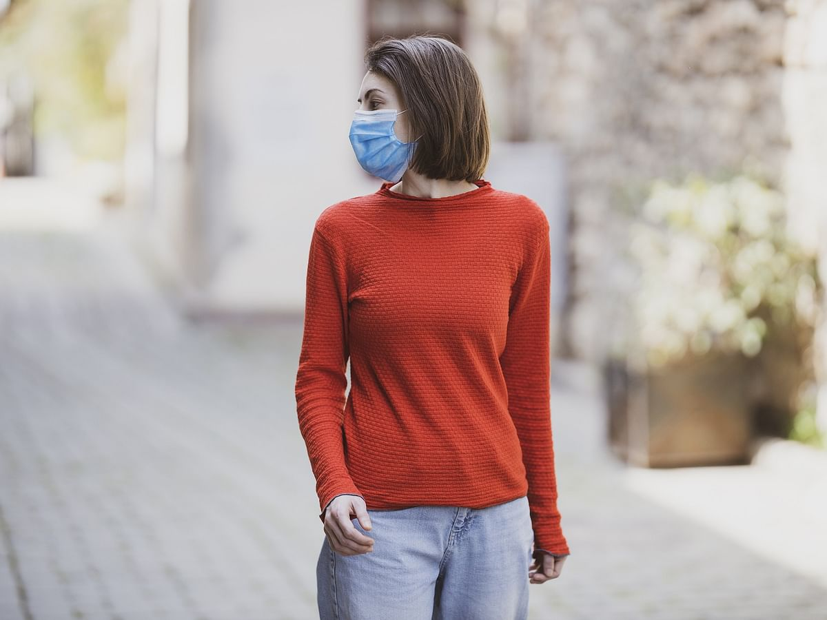 Manipur COVID-19: Face masks while outdoors mandatory in Bishnupur