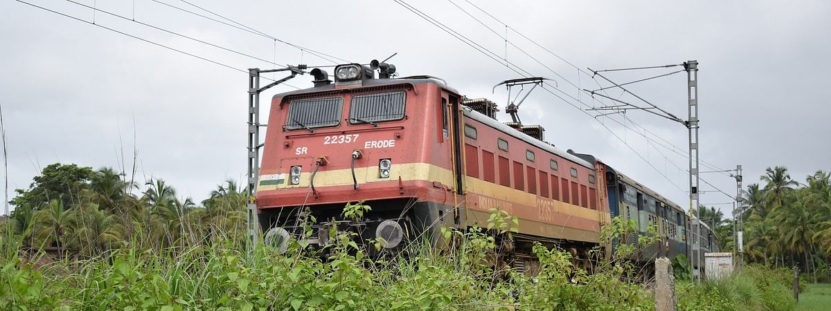 The migrant workers said they were informed by railway officials present there that the train's driver had lost his way because of some confusions in communication