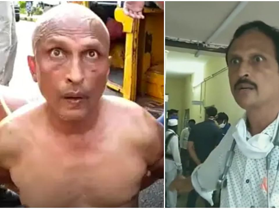 Andhra doctor chained, beaten by cops over mask shortage complaint