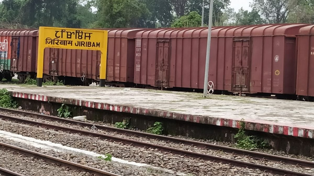 Manipur: 2nd special train with 932 passengers arrives from Punjab
