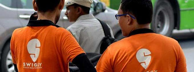 Swiggy has introduced compulsory age checks and user authentication to complete the orders