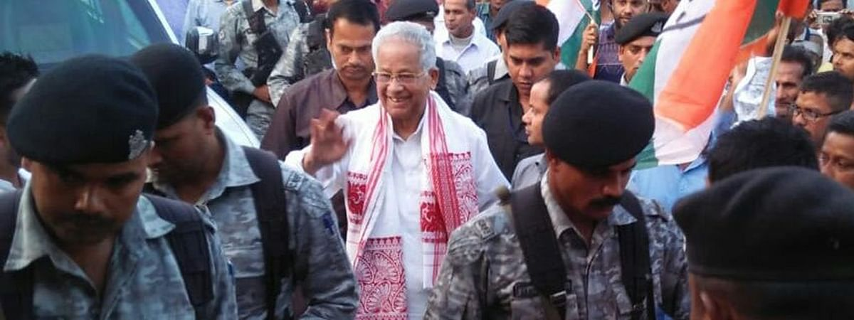Former Assam CM Tarun Gogoi has severely criticised the Centre on its various policies regarding the COVID-19 crisis