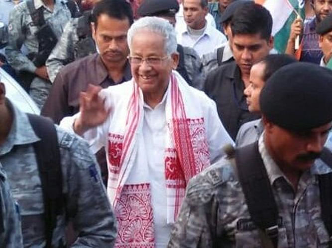 Assam: Ex-CM Tarun Gogoi questions Centre's move on total lockdown