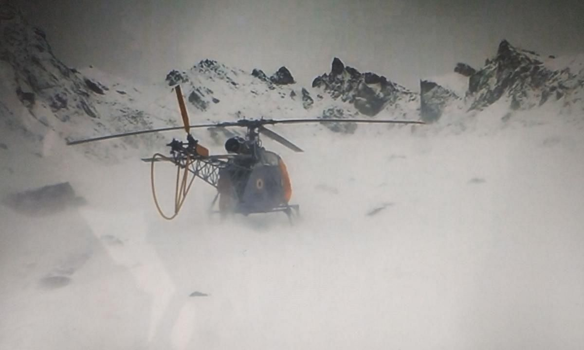Sikkim: Army, IAF & ITBP pull off daring high altitude rescue