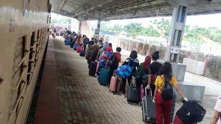 We anticipated COVID case from among Mumbai returnees: Sikkim cell