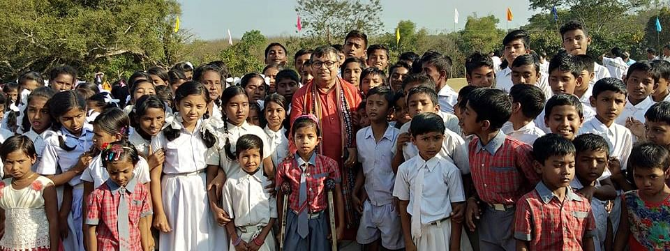 Tripura has 4,398 government and government aided schools apart from 335 private schools in which around 5 lakh students are studying across the state